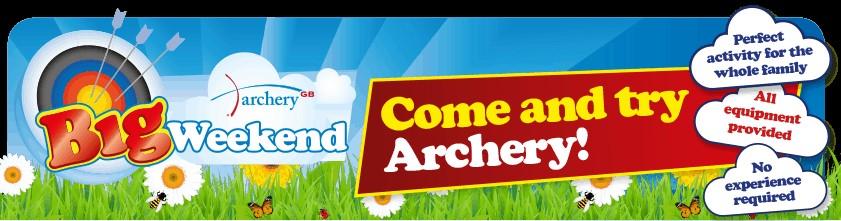 Archery Big Weekend